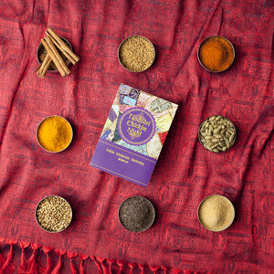 Three Month Indian Restaurant Favourites Subscription - gifts for him