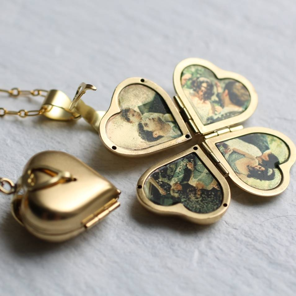 friends and family locket by silk purse sow s ear