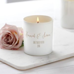 Bespoke Candle Service - home accessories