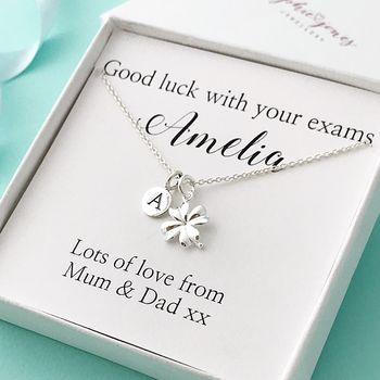 Exams Good Luck Necklace