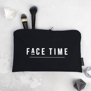 Face Time Make Up Bag