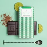 Limited Edition: Gin And Tonic Dark Chocolate Bar - easter