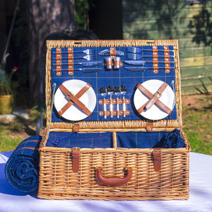 Tweed Hamper - storage & organisers