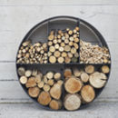 The Woodstock Original Circular Log Store Medium