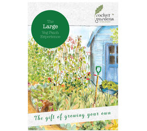 Large Vegetable Patch Experience Gift Voucher