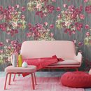 Floral Watercolour Wallpaper By Woodchip And Magnolia