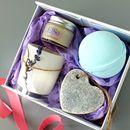 Lavender Pampering Beauty Set