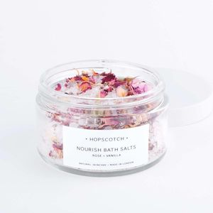 Nourish All Natural Bath Salts - bathroom