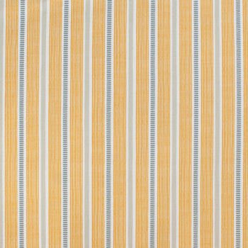 Ledbury Ochre Wipeable Tablecloth Fabric By The Metre