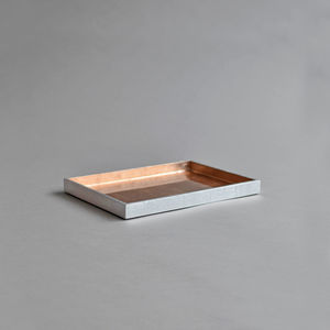 Small Lacquer Vanity Tray