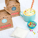 Magic Mug Cake Party Bag