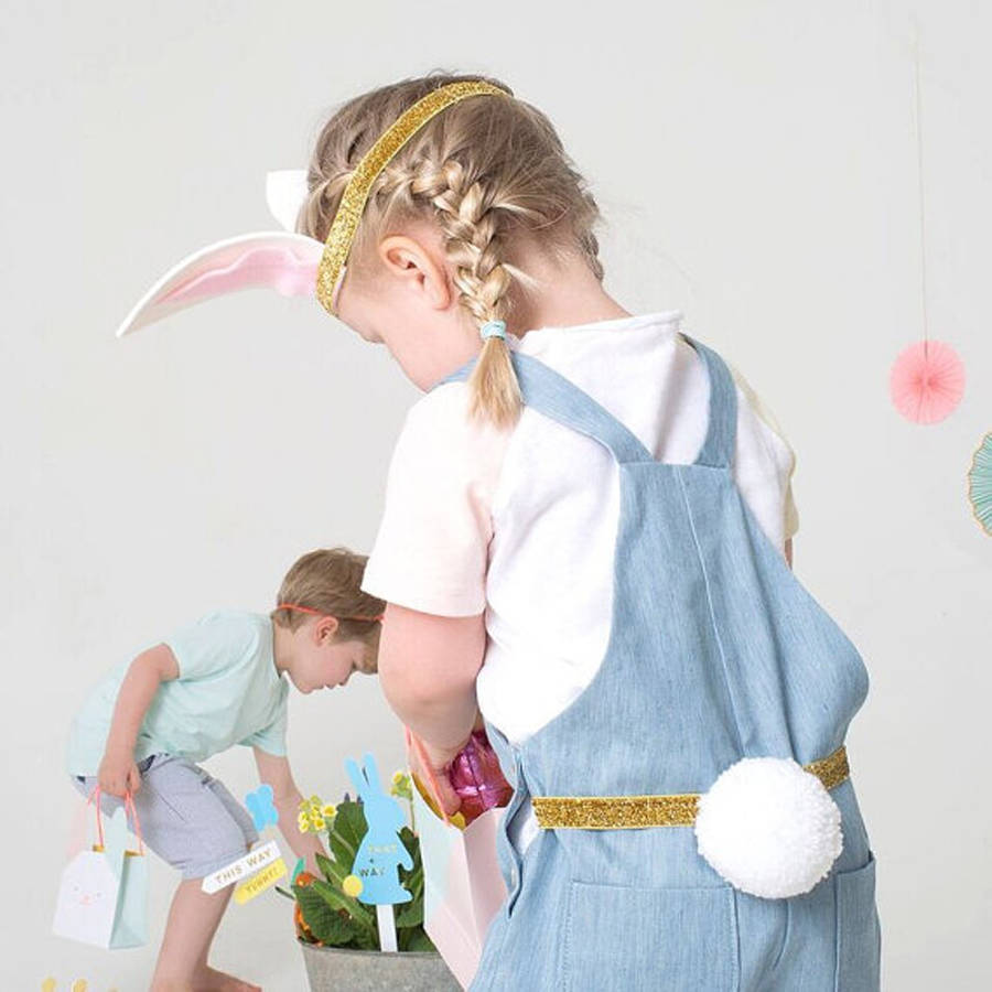 Dress Up: Bunny Kids Dress Up Set By Wild Things Funky Little