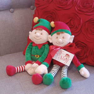 Christmas Elf: Watching If You've Been Naughty Or Nice - personalised gifts