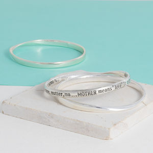 Mother Definition Bangle