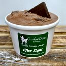 Festive After Eight Edible Cookie Dough