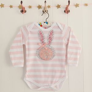 Baby Bunny Bodysuit - clothing