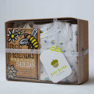 Perfect Bees Baby Gift Set