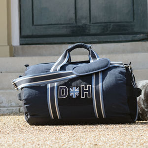 Personalised Holdall - frequent travellers
