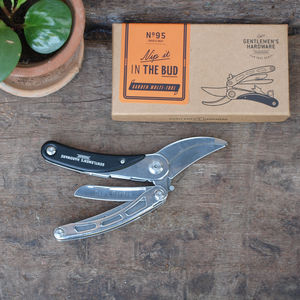 Personalised Garden Multi Tool - potting shed essentials