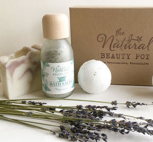 Build Your Own Bath Time Gift Set