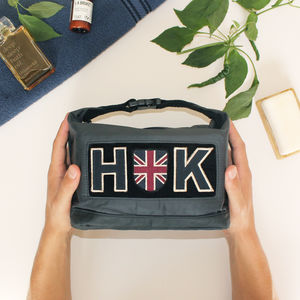 Personalised Wash Bag - winter sale