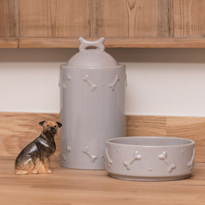 Ceramic Dog Jars - view all new