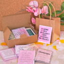 Baby Shower Gift Set / Game
