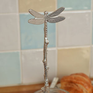 Dragonfly Jam Jar Spoon | Dragonfly Gifts