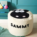 Animal Character Personalised Bean Bag Beanbag