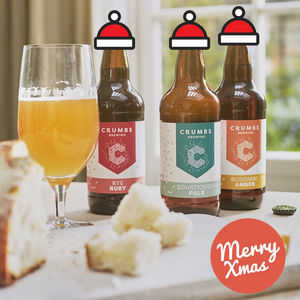 Artisan Bread Beer Gift Set - gifts for fathers