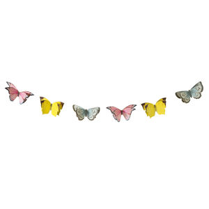 Butterfly Bunting Party Decoration