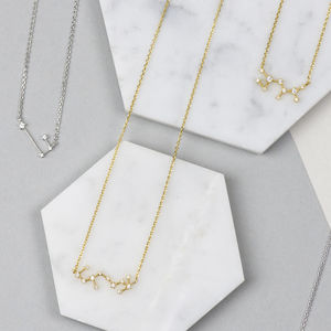 Constellation Starsign Necklace - 18th birthday gifts