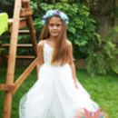 Isabella ~ Flower Girl Or First Communion Dress