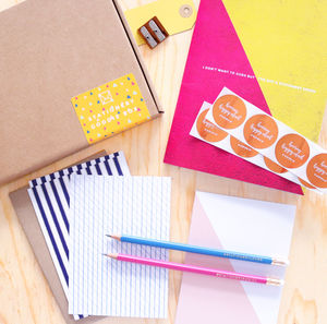 Stationery Crush Gift Box
