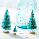 Small Decorative Christmas Trees