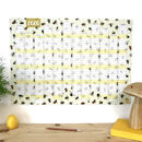2020 Bees Wall Calendar And Year Planner
