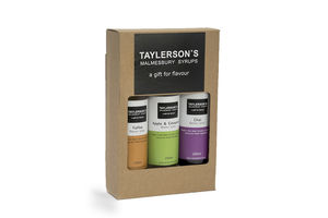 Winter Warmers Syrups Set - tea & infusions