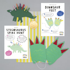 Dinosaur Party Bag - traditional toys & games