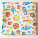 Muslin Swaddle Blanket Space