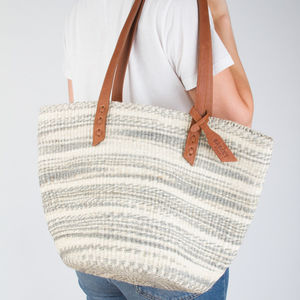Cloud Collection Tote