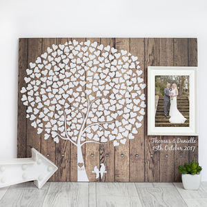 Wedding Guest Book Alternative - home accessories
