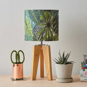 Botanical Plant Small Lampshade