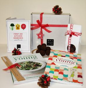 Healthy Christmas Hamper And A Freebie Too