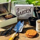 Gardener's Tin Of Baked Treats
