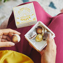 'The World Is Your Oyster' Praline Truffles