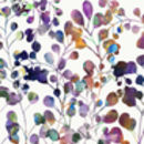 Botanica Abstract Floral Fine Art Giclée Print