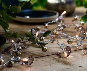Bell And Crystal Fairy Lights