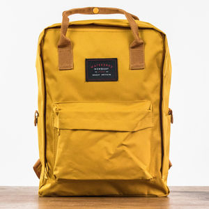 Watershed Rebellion Backpack