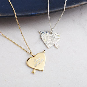 Personalised Heart Necklace - our favourite sale picks