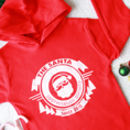 Santa Appreciation Kids Christmas Hoodie/ T Shirt